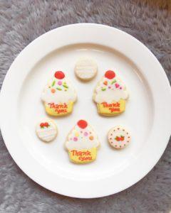 東京都中央区 月島 勝どき 豊洲 アイシングクッキー教室 Jasmine(ジャスミン)  ケーキ