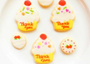 東京都中央区 月島 勝どき 豊洲 アイシングクッキー教室 Jasmine(ジャスミン) アニバーサリーレッスン